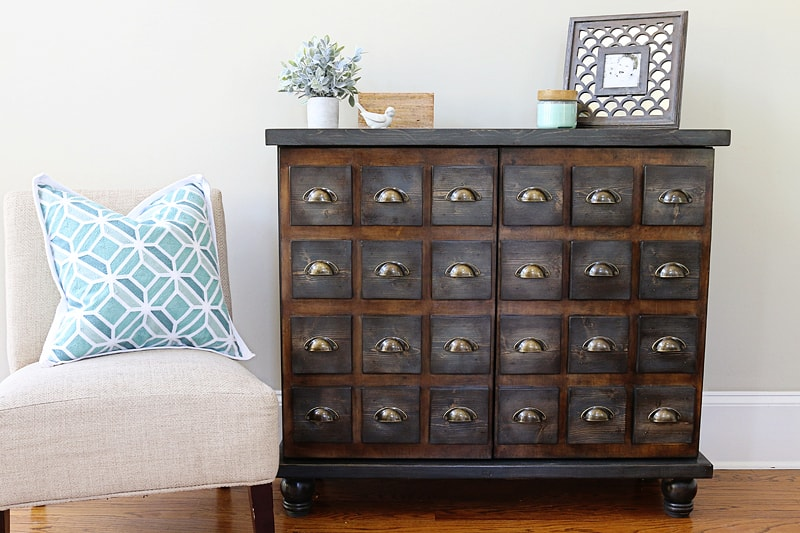 Ikea Faux Credenza : 30 amazing faux card catalog makeovers a ray of sunlight