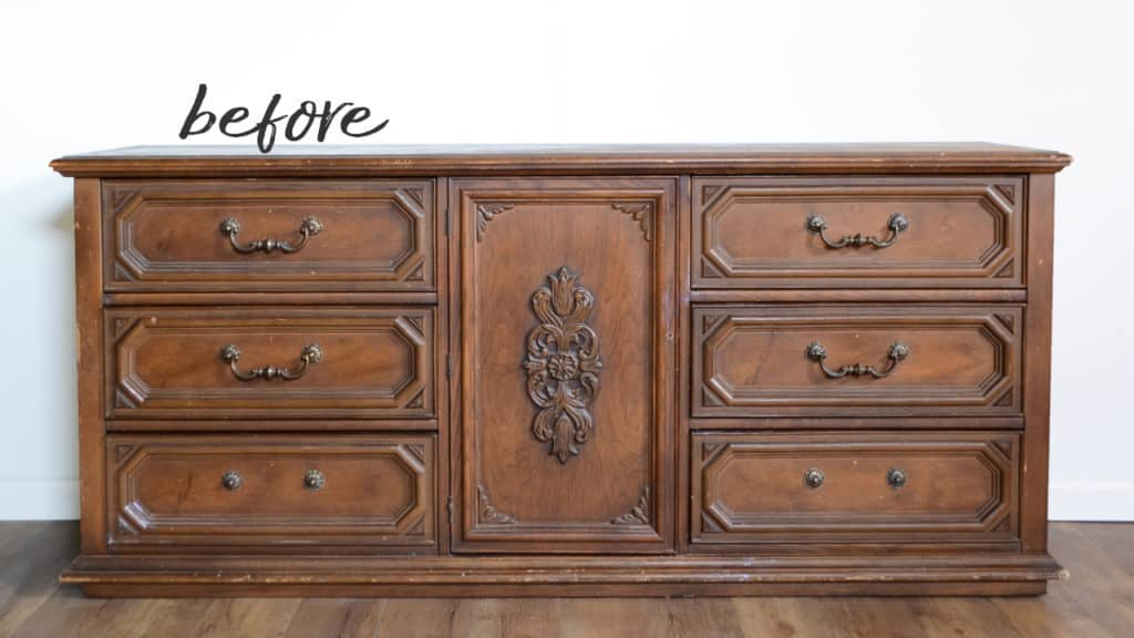 How To Add Legs Furniture Dresser Buffet Nightstand Or End Table